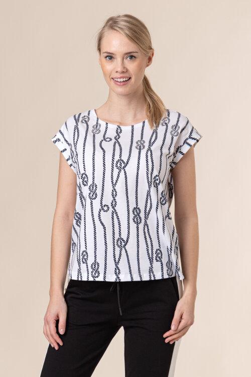 T-Shirt Campione 1683013_121130_424 biały