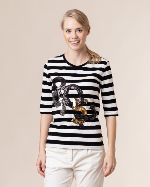 T-Shirt Campione 8092151_121130_93011 biały