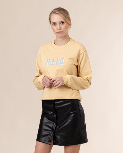 Bluza Na-Kd 1660-000225_YELLOW żółty