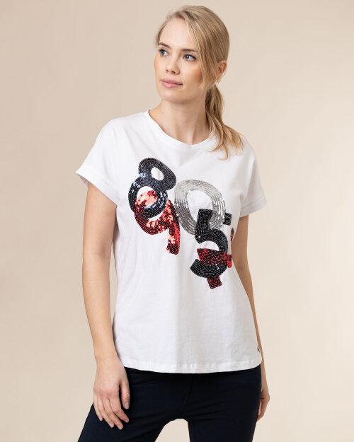 T-Shirt Campione 1683016_121130_10000 biały