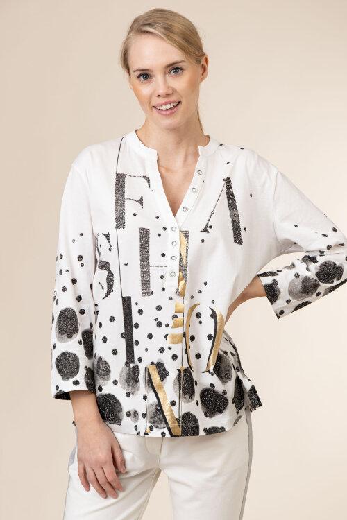 T-Shirt Campione 8092150_121125_93091 biały