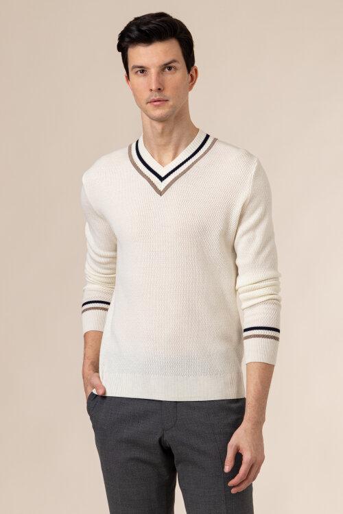 Sweter Stenstroms 420099_1355_050 kremowy