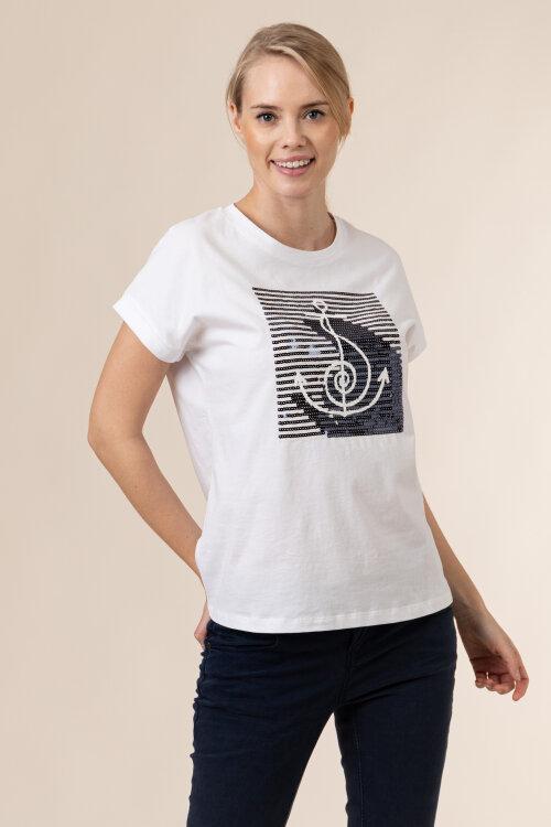 T-Shirt Campione 1683015_121130_10000 biały