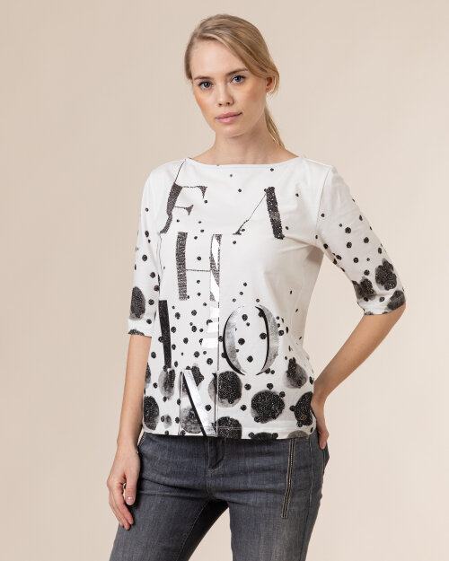 T-Shirt Campione 8092149_121130_93091 biały