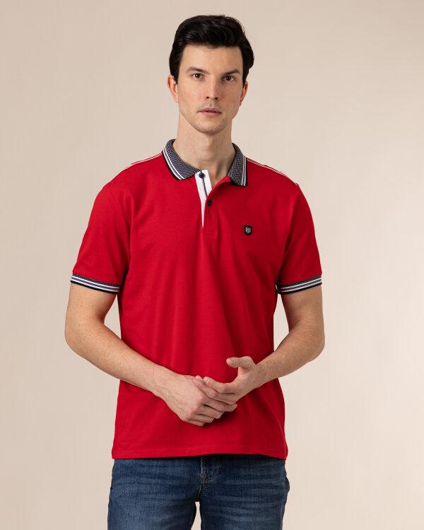 Polo Campione 1098046_111120_60100 czerwony