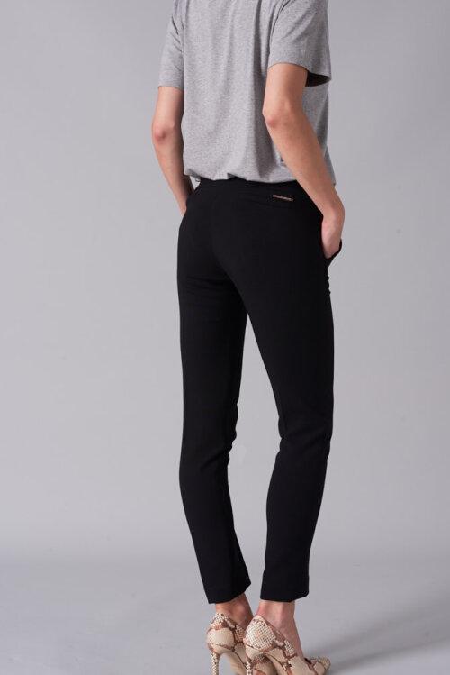 Spodnie Fraternity NOS_W-TRO-0054 NOS_BLACK czarny