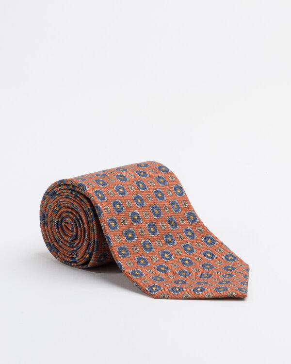 Krawat Stenströms 913156_006 granatowy