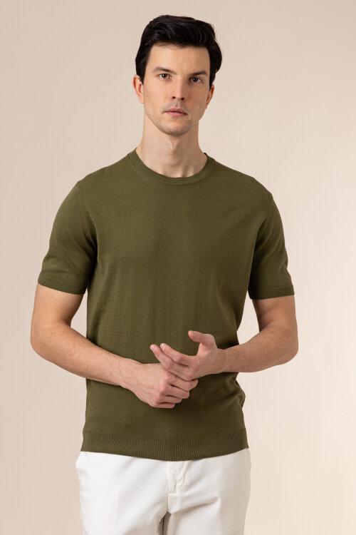 T-Shirt Oscar Jacobson BARTH 6848_3918_869 zielony