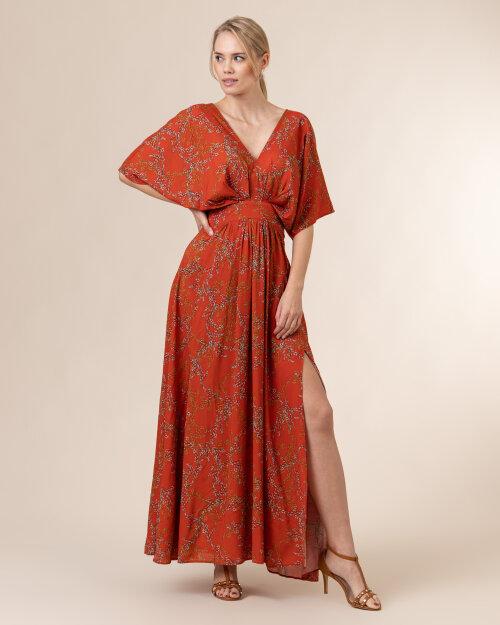 Sukienka Stenstroms VICTORIA 480025_6838_781 pomarańczowy