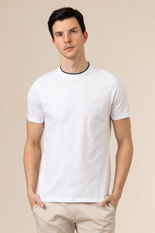 T-Shirt Roy Robson 090048261040800/04_A100 biały