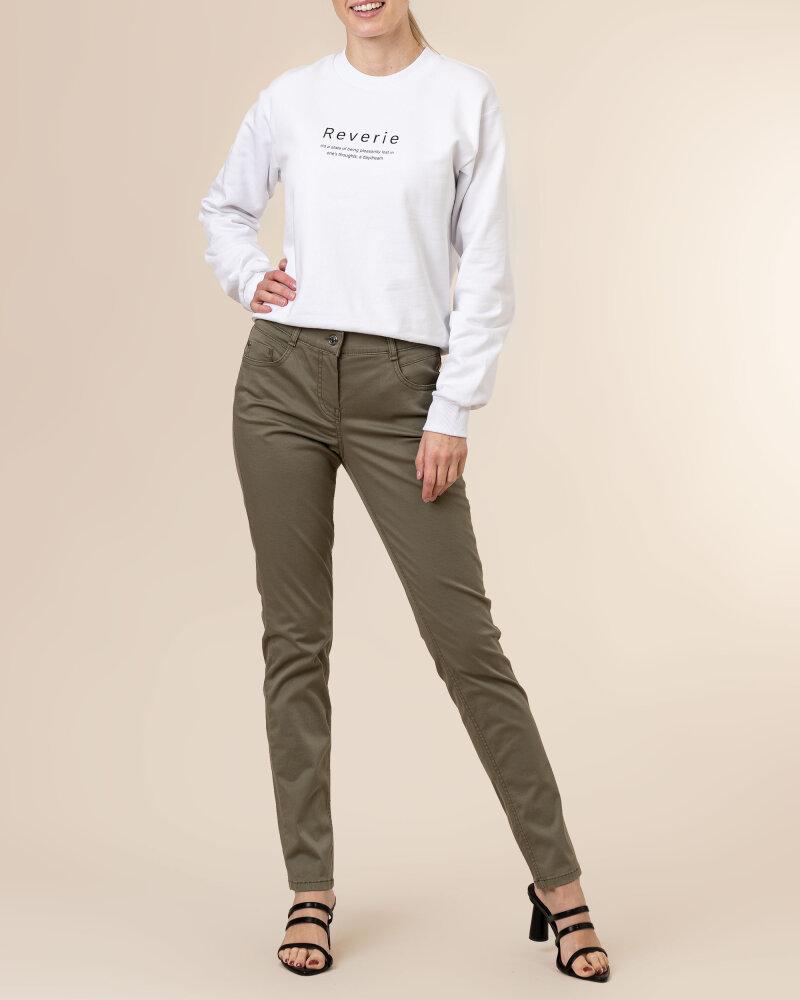 Spodnie Atelier Gardeur ZURI90 601021_75 zielony - fot:5