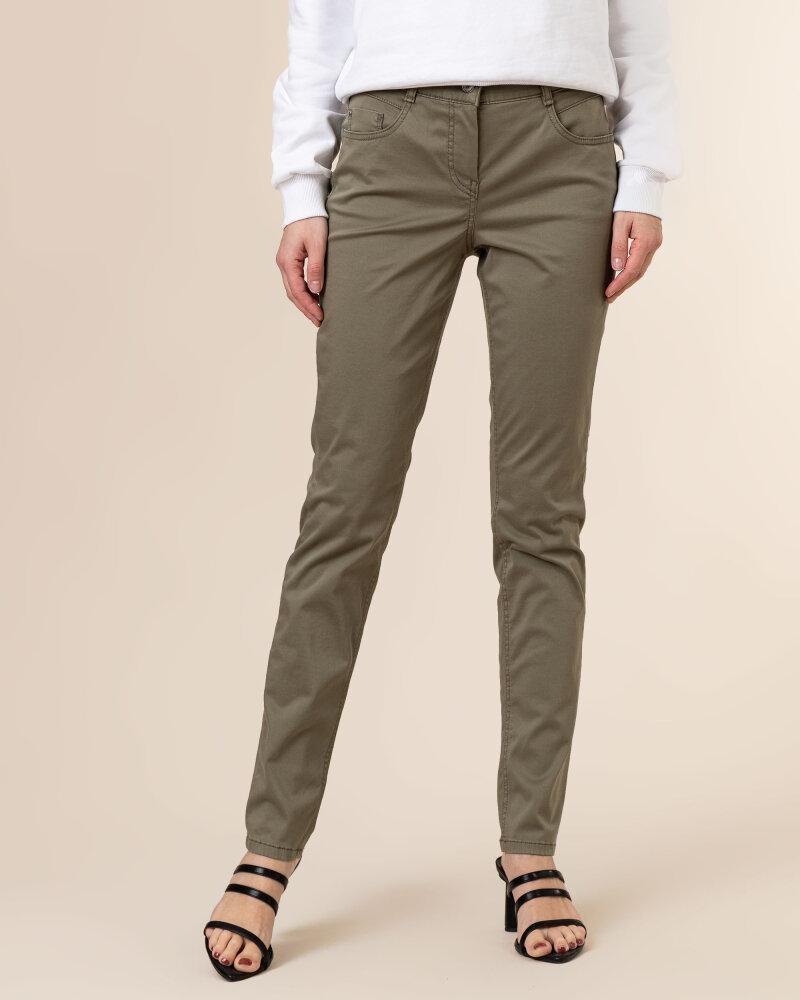 Spodnie Atelier Gardeur ZURI90 601021_75 zielony - fot:2