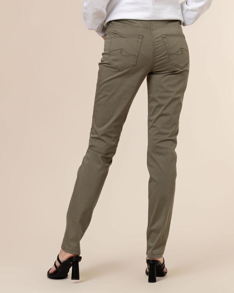 Spodnie Atelier Gardeur ZURI90 601021_75 zielony - fot:4