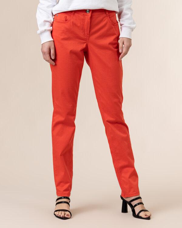 Spodnie Atelier Gardeur ZURI90 601021_37 czerwony