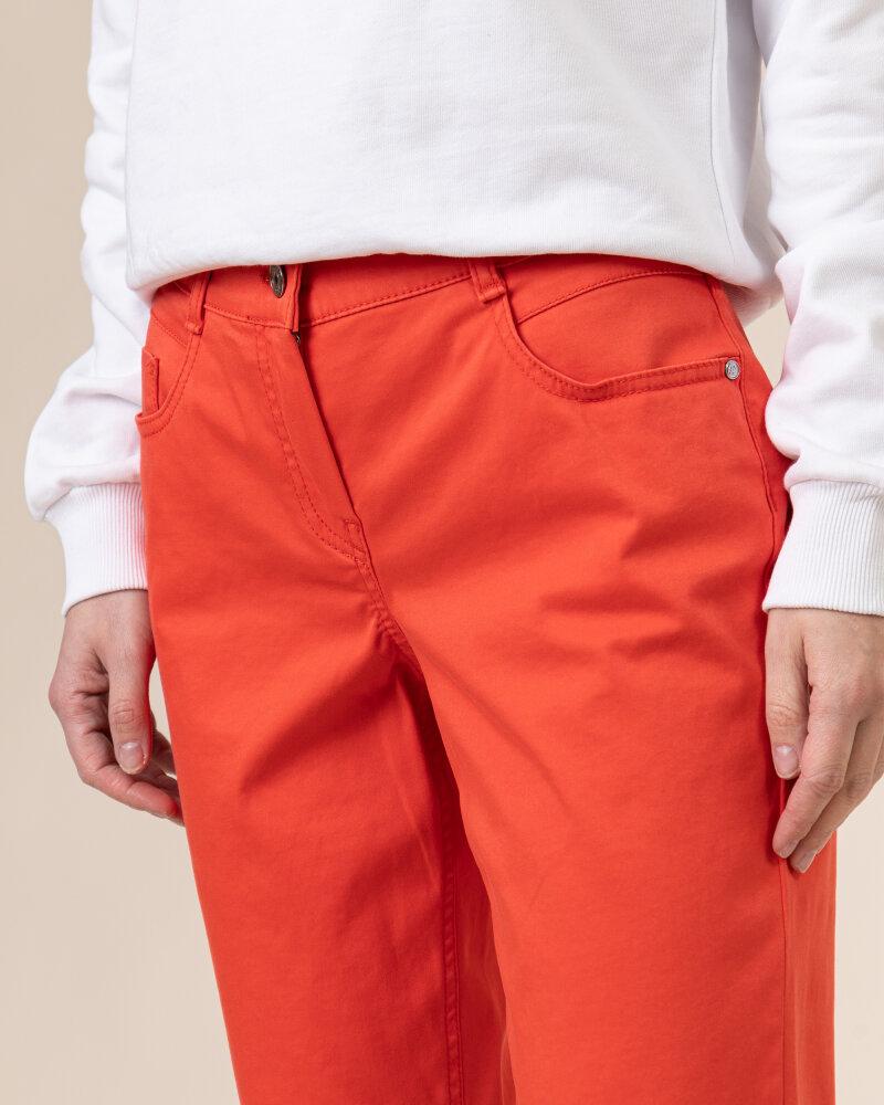 Spodnie Atelier Gardeur ZURI90 601021_37 czerwony - fot:3