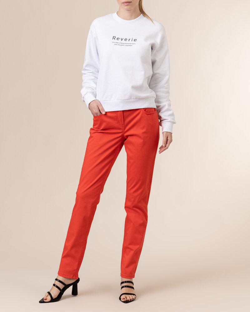 Spodnie Atelier Gardeur ZURI90 601021_37 czerwony - fot:5