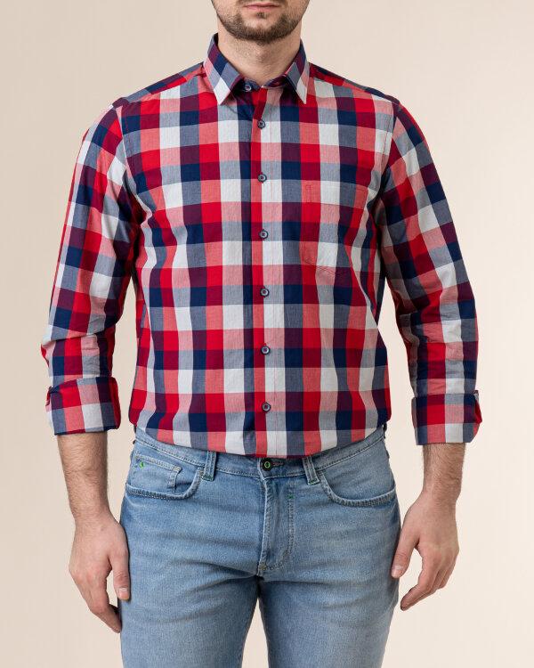 Koszula Redmond 211055110_50 czerwony