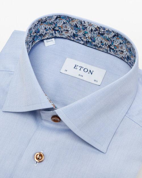 Koszula Eton 1000_03019_21 niebieski