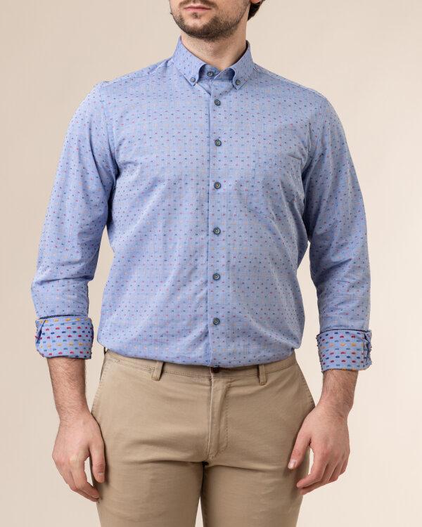 Koszula Redmond 211025110_10 niebieski