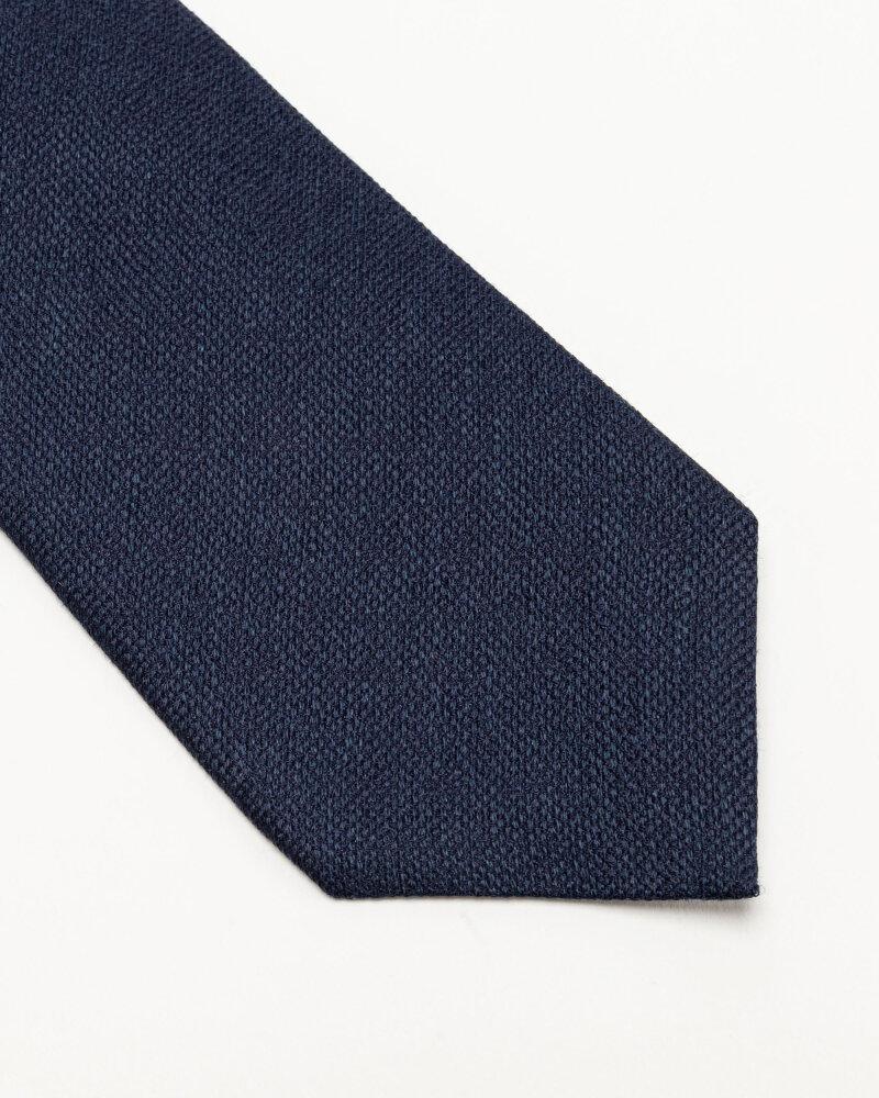 Krawat Eton A000_32986_28 granatowy - fot:2