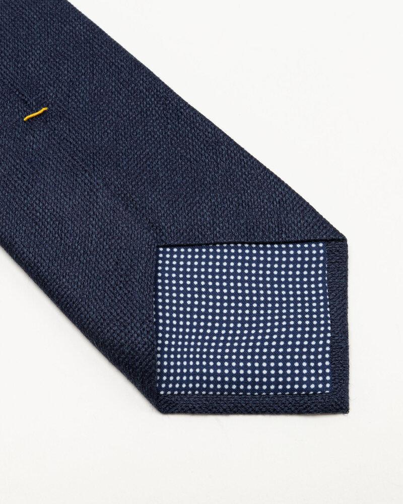 Krawat Eton A000_32986_28 granatowy - fot:3