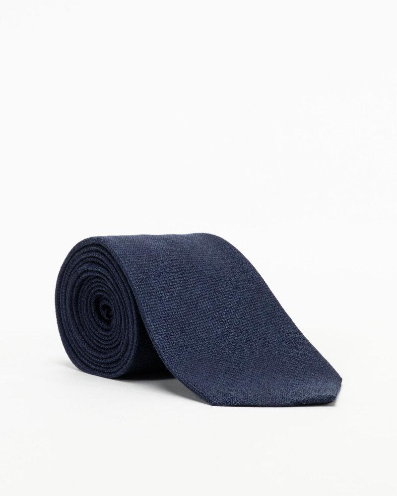 Krawat Eton A000_32986_28 granatowy - fot:1