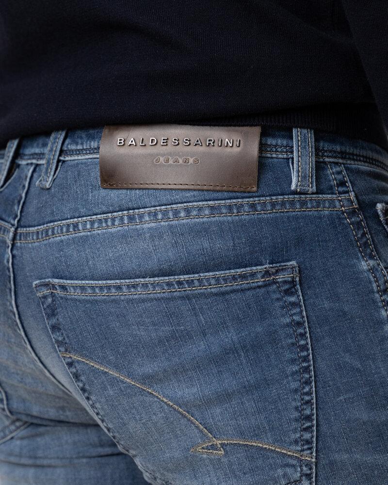Spodnie Baldessarini 1273_16506_6828 niebieski - fot:4