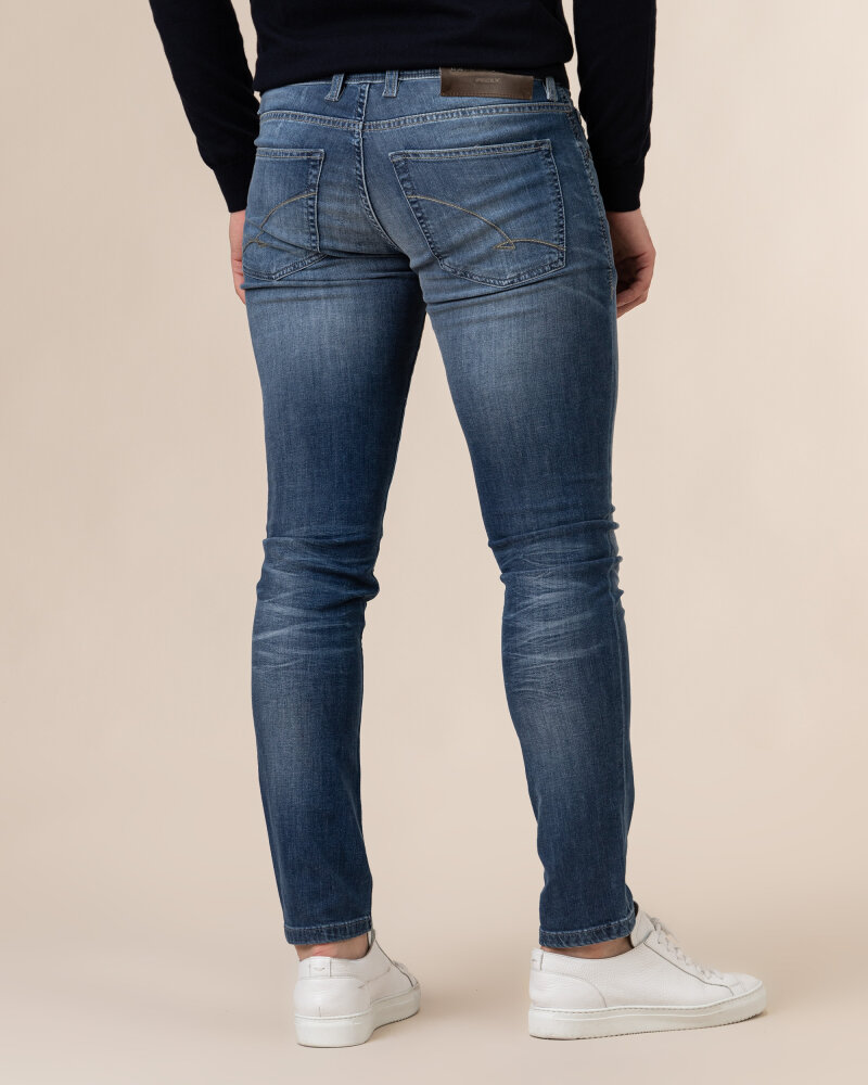 Spodnie Baldessarini 1273_16506_6828 niebieski - fot:5