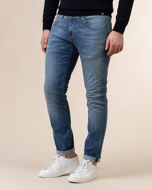 Spodnie Baldessarini 1273_16506_6847 niebieski