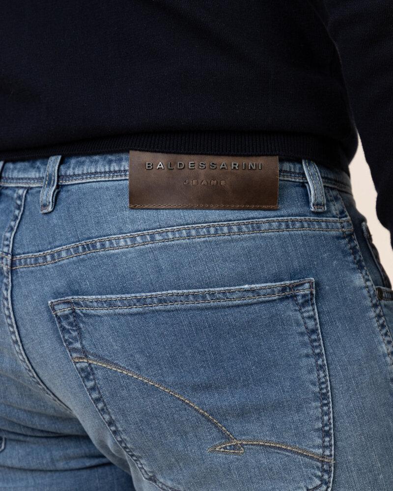 Spodnie Baldessarini 1273_16506_6847 niebieski - fot:4