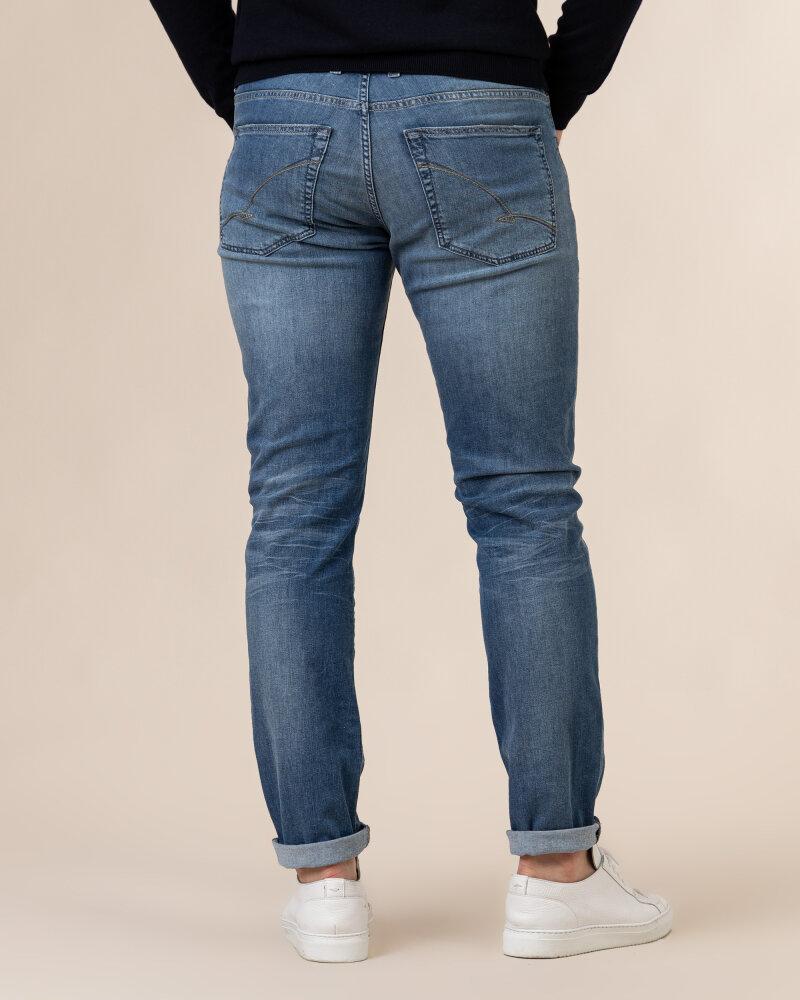 Spodnie Baldessarini 1273_16506_6847 niebieski - fot:5