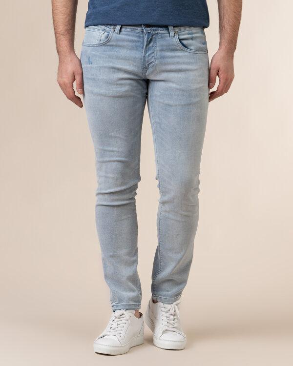 Spodnie Baldessarini 1434_16506_6857 niebieski