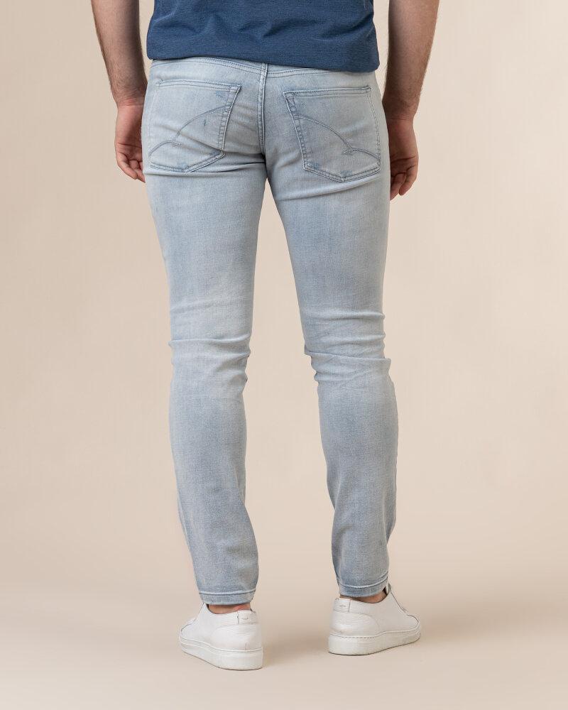 Spodnie Baldessarini 1434_16506_6857 niebieski - fot:5