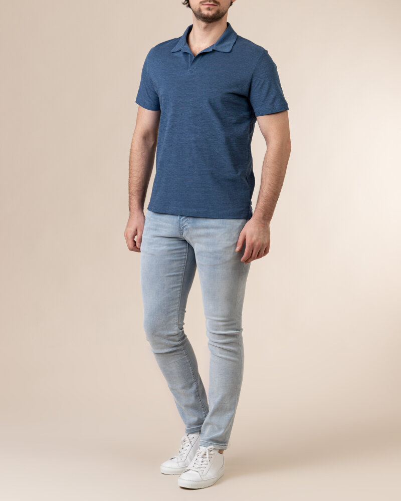 Spodnie Baldessarini 1434_16506_6857 niebieski - fot:6