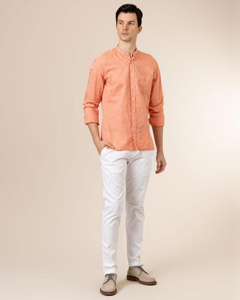Koszula Roy Robson 080044501714300/01_A840 pomarańczowy - fot:5