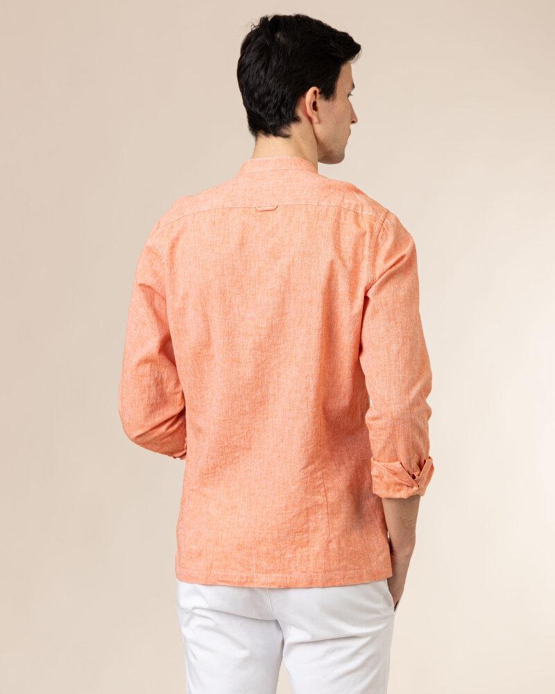 Koszula Roy Robson 080044501714300/01_A840 pomarańczowy - fot:4