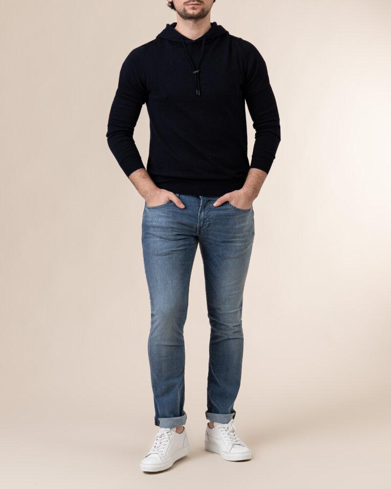 Spodnie Baldessarini 1439_16511_6856 niebieski - fot:5