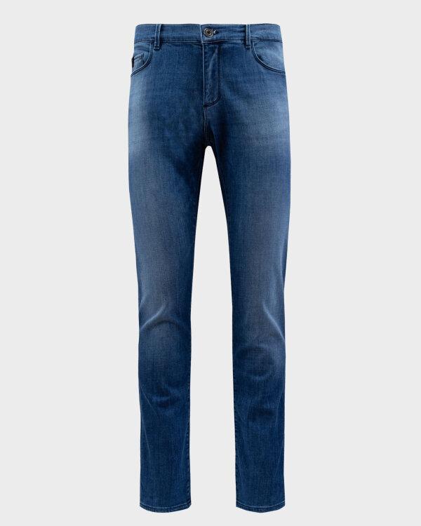 Spodnie Trussardi  52J00000_1Y000159_U280 niebieski