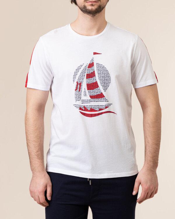 T-Shirt Campione 1098043_111130_10000 biały