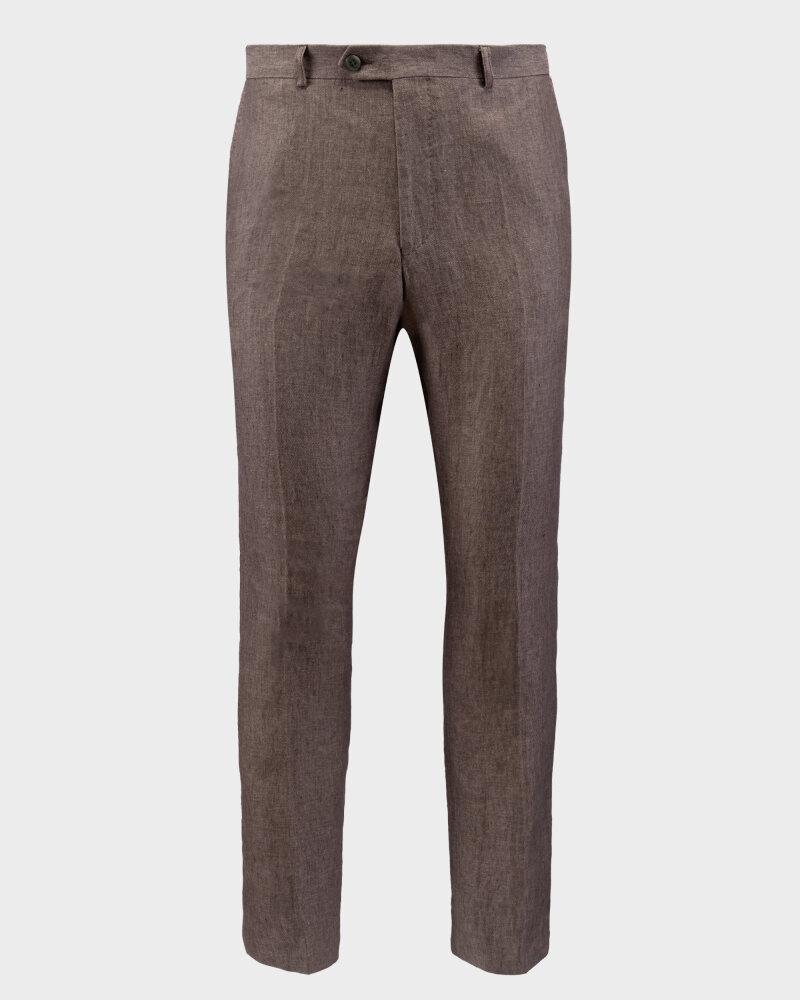 Spodnie Oscar Jacobson DENZ 5170_8747_403 brązowy - fot:1
