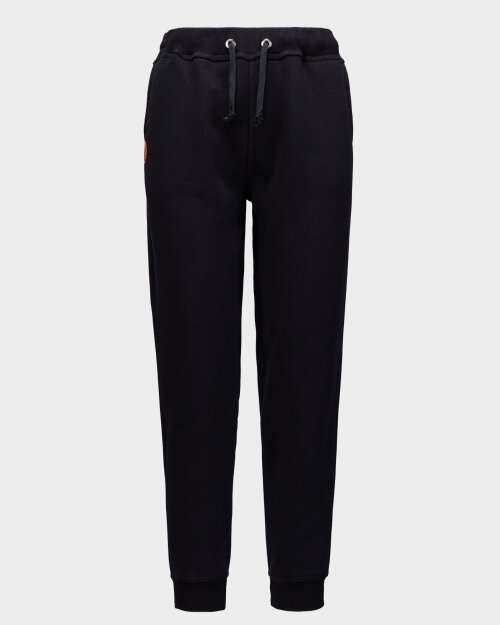 Spodnie Fraternity JZ20_NOELLE_BLACK czarny