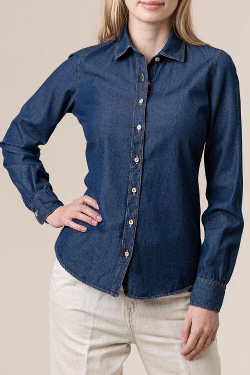 Koszula Stenstroms 361218_5599_170 niebieski