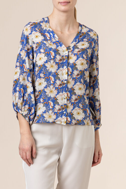 Bluzka Stenstroms ANNA 261131_6887_151 niebieski