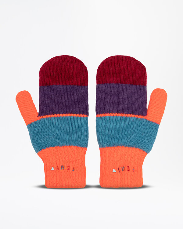 Rękawiczki Femi Stories TAPS_LSTR wielobarwny