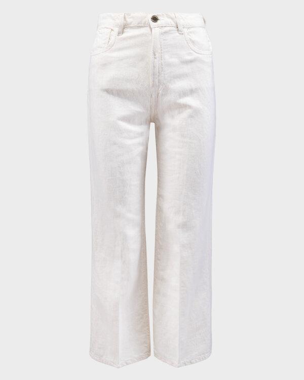 Spodnie Trussardi  56J00140_1T005194_W009 kremowy