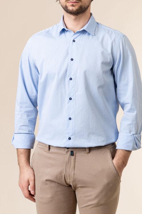Koszula Redmond 211710110_10 niebieski