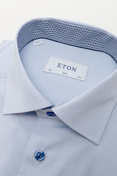 Koszula Eton 1000_03055_22 niebieski