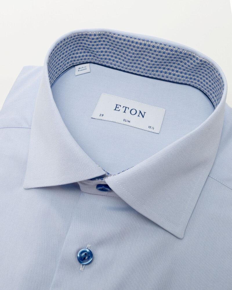 Koszula Eton 1000_03055_22 niebieski - fot:2