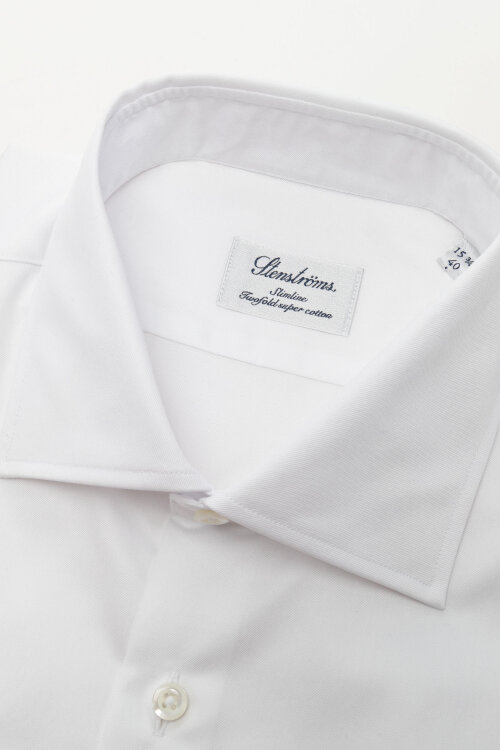 Koszula Stenstroms 703771_1467_000 biały