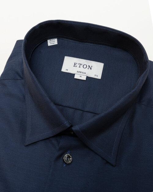 Koszula Eton 3359_61851_28 granatowy